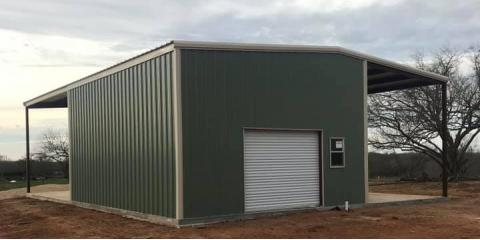 3 Tips to Make Your Metal Buildings More Storm-Resistant, Floresville, Texas
