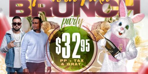 Easter Brunch Party!,  April 21st- MAMAJUANA CAFE QUEENS , New York, New York