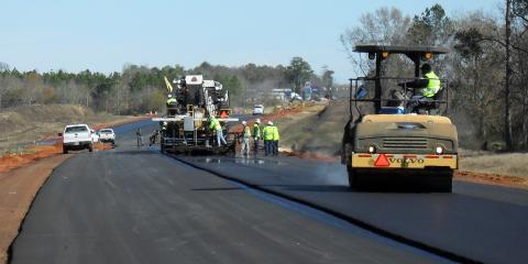 What Are the Differences Between Hot Mix, Warm Mix, & Cold Mix Asphalt, Bakerhill, Alabama