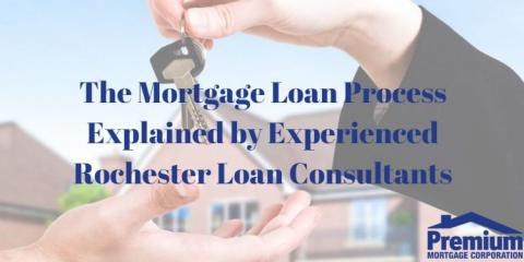 The Mortgage Loan Process Explained by Experienced Loan Consultants, Amherst, New York