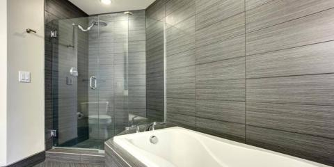 Why You Should Consider Frameless Shower Glass Doors, Rochester, New York