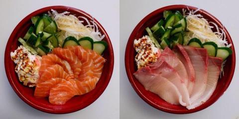 Aloha Cones, Sushi Restaurants, Restaurants and Food, Honolulu, Hawaii