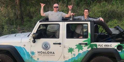 Hoaloha Jeep Adventures, Tour Operators, Services, Wailuku, Hawaii