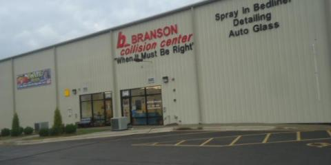 Branson Collision Center, Collision Shop, Services, Branson, Missouri