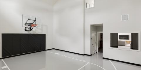3 Social Advantages of an In-Home Basketball Court, Medina, Minnesota