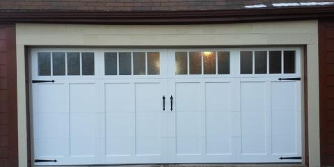 4 Signs You Need a New Garage Door, Rochester, New York