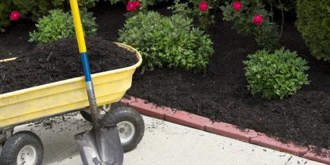 5 Benefits of Mulching Your Garden, Asheboro, North Carolina