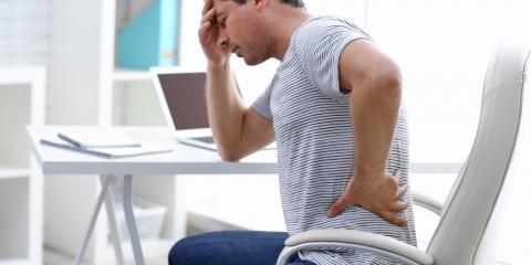 4 of the Most Common Causes of Back Pain , Anchorage, Alaska