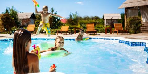 5 Fun In Ground Swimming Pool Games For The Summer Geddes Pools Inc Lexington Fayette