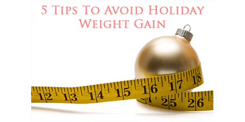 Certified Personal Trainer Shares 5 Tips for Avoiding Holiday Weight Gain, Ballwin, Missouri