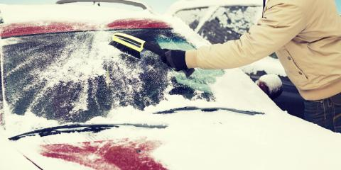 3 Ways Cold Weather Affects a Cracked or Chipped Windshield, Cincinnati, Ohio