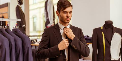 3 Ways to Tell if a Suit Fits Properly, Manhattan, New York
