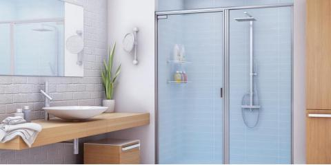 Framed vs. Frameless Shower Glass Doors, Rochester, New York