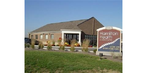 Hamilton Health Associates Explain Spinal Decompression, Fairfield, Ohio