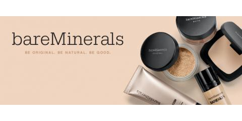 Bare Minerals Special Event and Gift With Purchase, High Point, North Carolina