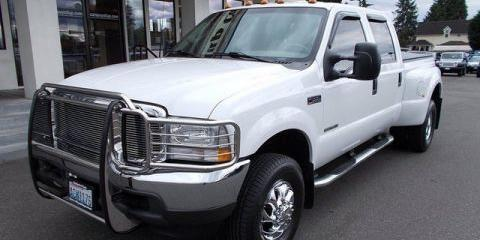 Ford Diesel Trucks for Sale in Puyallup, Puyallup, Washington