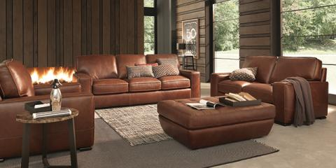An Inside Look At Natuzzi Group Leather Furniture   Watsonu0027s Of St. Louis    St. Charles | NearSay