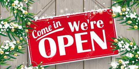 We Are Opened This Sunday!, Middleton, Massachusetts