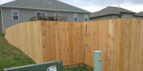 3 Ways to Correct a Leaning Fence, Columbia, Missouri