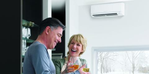 How a Mitsubishi Electric® Cooling & Heating System Boosts Home Value, Hartly, Delaware