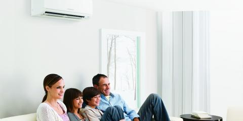 Choosing Between a Floor-Mounted & Wall-Mounted Air Conditioning