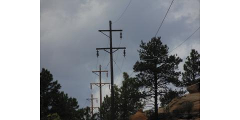 Troubleshooting a Power Outage, Jemez-Zia, New Mexico