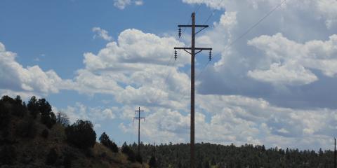 How People Harnessed Electricity, Jemez Pueblo, New Mexico