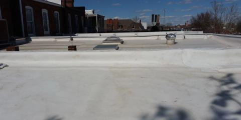 How To Find The Source Of Flat Roof Leaks Princeton Heights