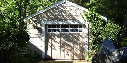 5 Signs That Say It's Time for Garage Door Repair, Jessup, Maryland