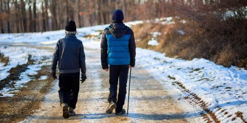 3 Winter Fall Prevention Tips for Seniors, Greece, New York
