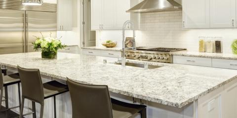 3 Key Tips for Selecting Kitchen Countertop Colors, Webster, New York