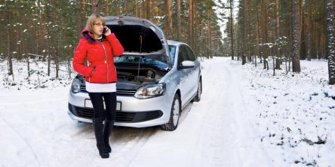 3 Benefits of Hiring a Mobile Tire Repair Company in the Winter, Anchorage, Alaska