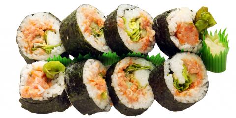 The Intriguing History of Sushi, Honolulu, Hawaii