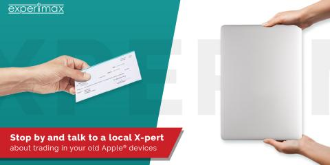 Turn your Tech into Cash - Experimax will buy all your Apple Products, Northwest Harris, Texas