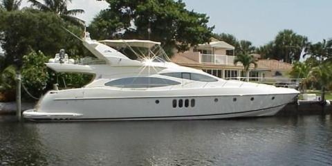 2001 Azimut 68 Plus for Sale, New Port Richey, Florida