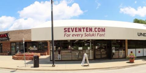 SIU Salukis - Save with 710 Bookstore , Carbondale, Illinois