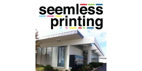 Get Exciting New Custom Printing From Seemless Printing, Cincinnati, Ohio