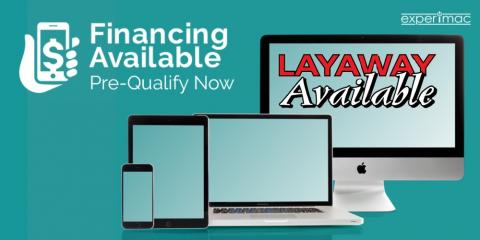 Financing & Layaway Available, Akron, Ohio