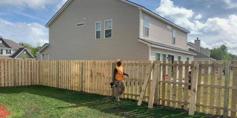 3 Fence Styles for Your Home, Hinesville, Georgia