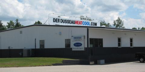 Derousseau Heating & Cooling, HVAC Services, Services, Tomah, Wisconsin