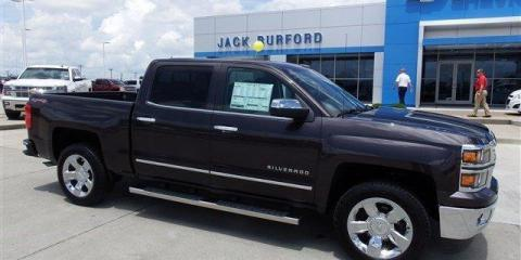 Silverado Super Sale! Chevy Truck Sale @ Jack Burford Chevy!, Richmond, Kentucky