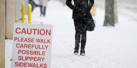 How to Keep Offices Safe This Winter, Colonie, New York