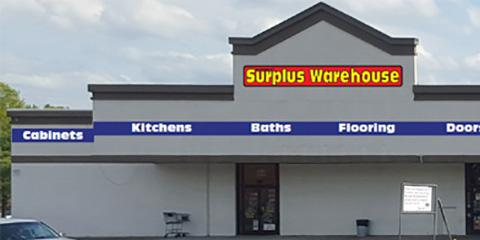 Surplus Warehouse is Hiring in  Greensboro, NC, Nacogdoches, Texas