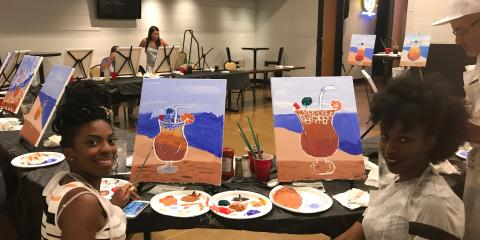 5 Ways a Paint Party Could Improve Your Life, Maryland Heights, Missouri