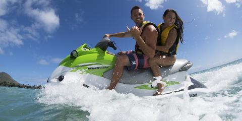 4 FAQ About Jet Skis®, Honolulu, Hawaii