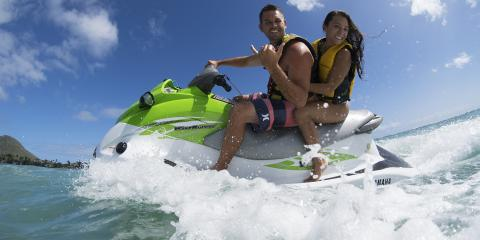 4 Water Activities to Try With Your Friends, Honolulu, Hawaii