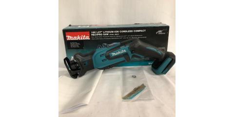 MAKITA RECIPROCATING SAW XRJ01Z, Tampa, Florida