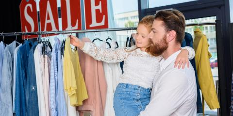 Need an Idea for a Daddy-Daughter Date? Try the Shopping Mall, Oyster Bay, New York