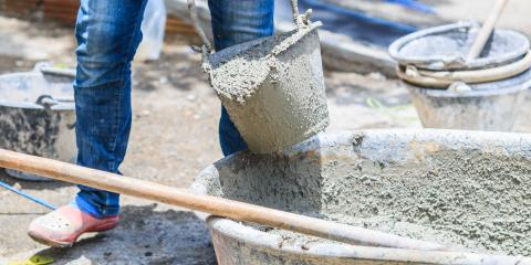 3 Tips for Choosing Concrete Mix for Home Improvement Projects, Mount Morris, Michigan