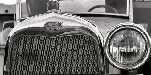 Local Auto Show Highlights Fun Facts About the Ford Model A, 2, Poplar Tent, North Carolina